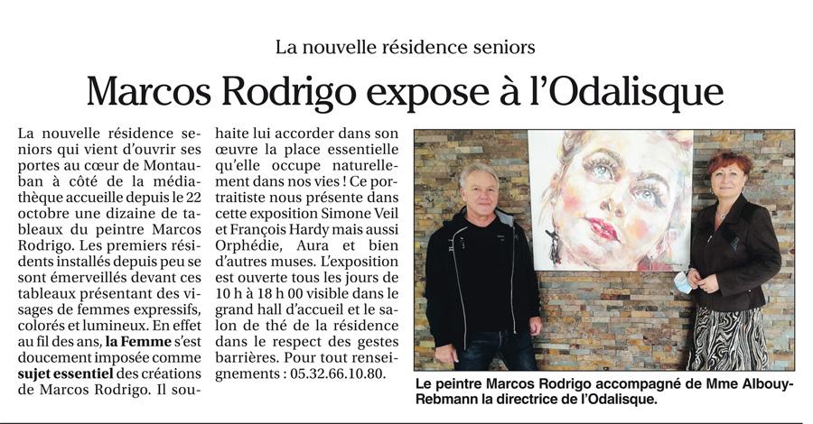 Résidence services séniors L'Odalisque - Montauban